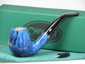 Fajka  Chacom Atlas Blue No 851 Made in France 9mm Filtr